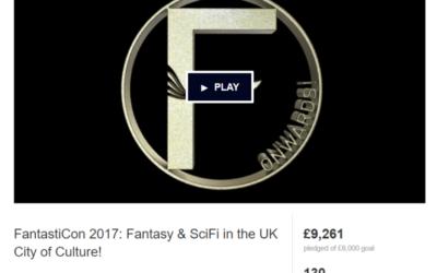 Interview: Fantasticon – Scifi, Fantasty, Gaming Event