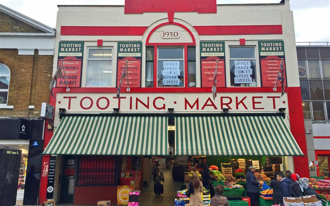 Lonely Planet names Tooting a top 10 neighbourhood: Is it because of crowdfunding?